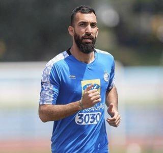 بیوگرافی روزبه چشمی شماره ۴ تیم ملی ایران در جام جهانی