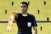 محمدرضا منصوری کمک داور فوتبال + عکس های محمدرضا منصوری