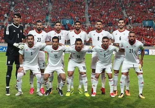 ساعت بازی های ایران در جام جهانی