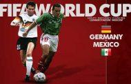 علیرضا فغانی داور ایرانی بازی آلمان مکزیک