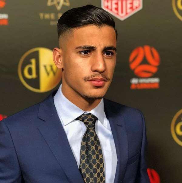 بیوگرافی دنیل ارزانی بازیکن ایرانی تیم ملی فوتبال استرالیا