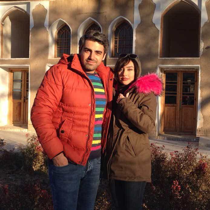 عکس های محمدرضا رهبری و همسرش ندا دیبا