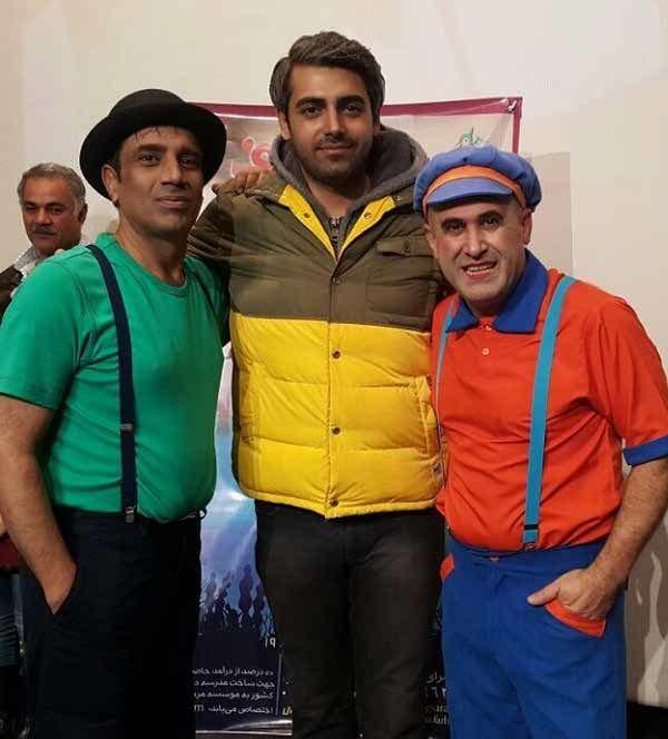 عکس های محمدرضا رهبری
