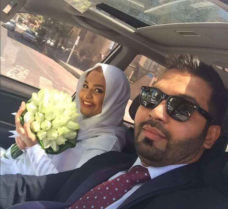 بیوگرافی فریبا باقری و همسرش مصطفی گلستانیان