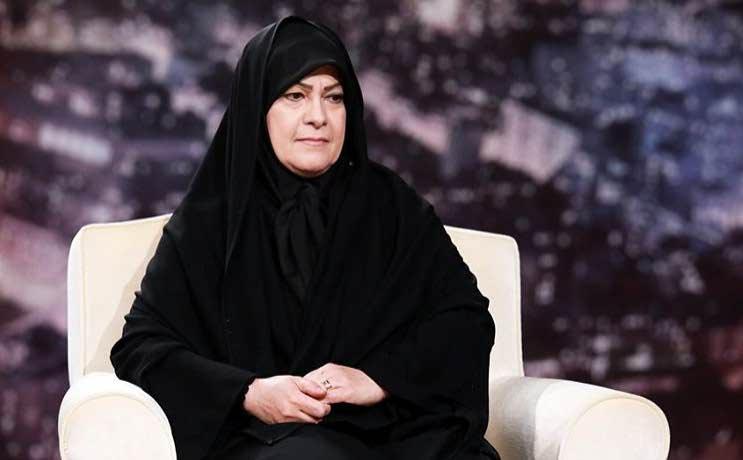 عکس همسر شهید علی اقبالی در ماه عسل