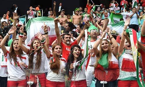 پروفایل ایران در جام جهانی
