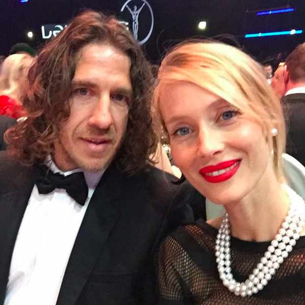 پویول و همسرش