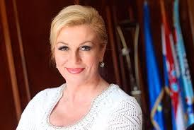 عکس رئیس جمهور کرواسی