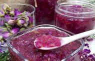 طرز تهیه مربای گل محمدی یا همان مربای گل سرخ