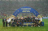 تصاویر قهرمانی فرانسه در جام جهانی ۲۰۱۸ و شادی مردم فرانسه