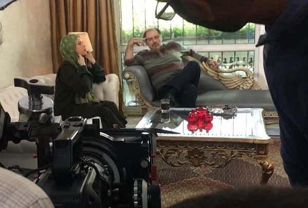 لادن سلیمانی در سریال لژیونر