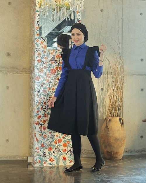 نمونه ای از طراحی های آناشید حسینی