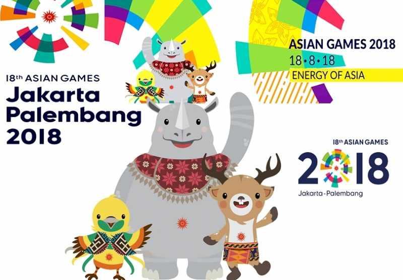 جدول توزیع مدال ها در بازیهای آسیایی جاکارتا ۲۰۱۸