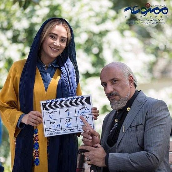 بازیگران سریال ممنوعه امیر جعفری و بهاره افشاری