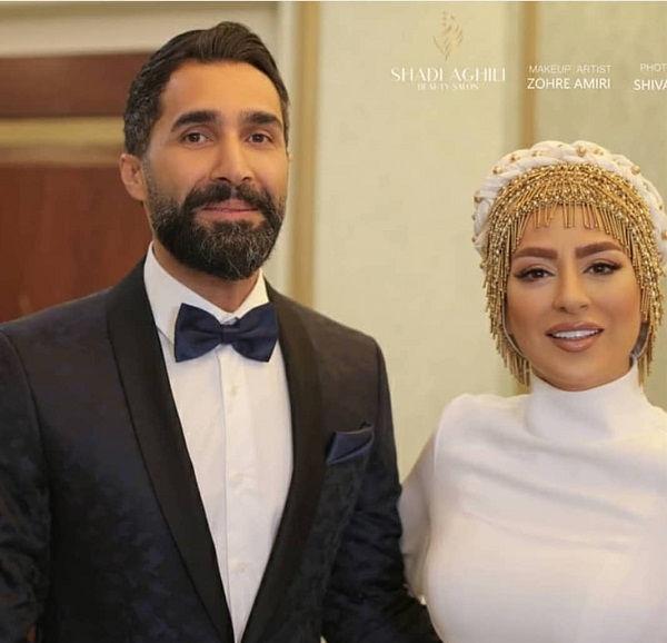 بیوگرافی هادی کاظمی و همسرش