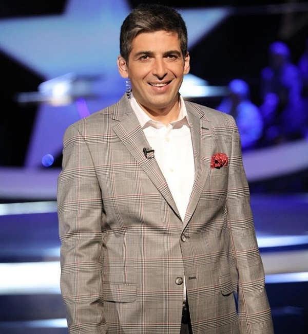 حمید گودرزی مجری مسابقه پنج ستاره شبکه پنج۲