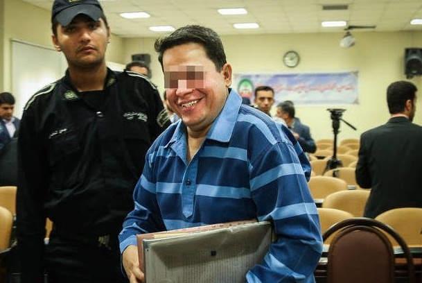 دادگاه ح ب د و چهره خندان او