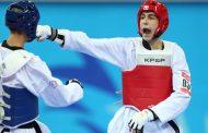ساعت تکواندو فرزان عاشورزاده در بازیهای آسیایی جاکارتا