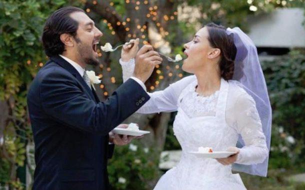 عروسی بهرام رادان در کالیفرنیا با ندا کلاهی!
