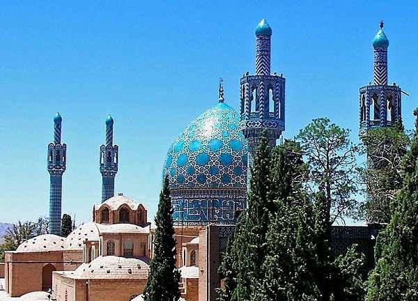 عکس آرامگاه شاه نعمت الله ولی