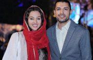 اشکان خطیبی و همسرش آناهیتا درگاهی