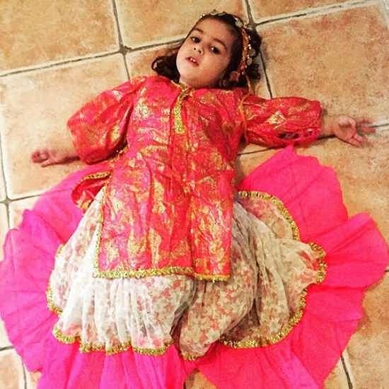 عکس دختر آرش مجیدی
