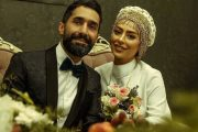 بیوگرافی سمانه پاکدل و همسرش