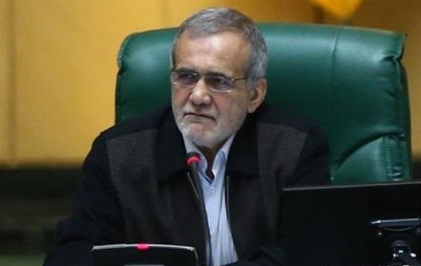 بیوگرافی مسعود پزشکیان نایب رئیس اول مجلس دهم