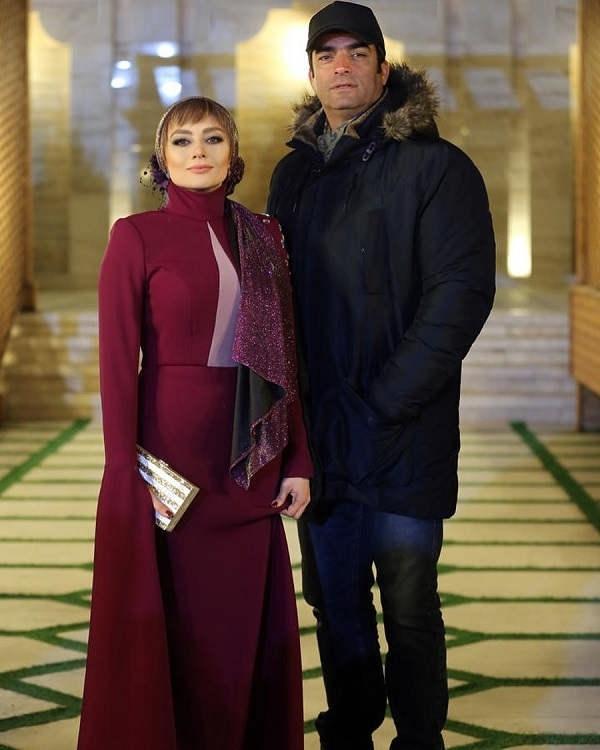 عکس منوچهر هادی و یکتا ناصر