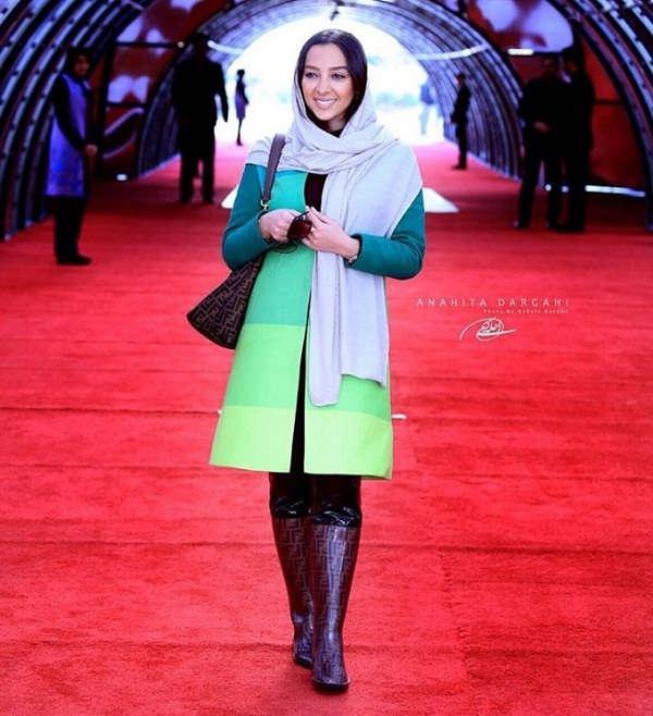 عکس های آناهیتا درگاهی همسر اشکان خطیبی