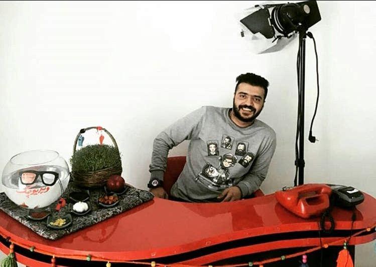عکس های ابوطالب حسینی خنداننده شو