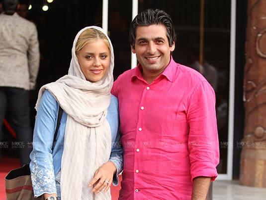 عکس های حمید گودرزی و همسر سابقش