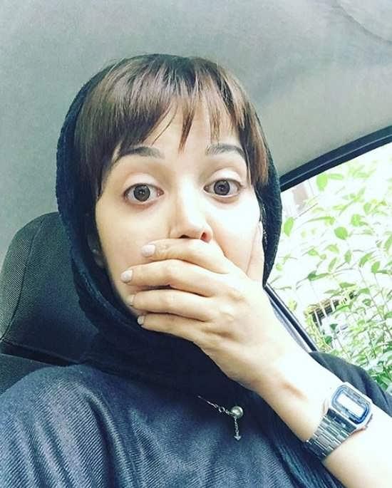 عکس های روشنک گرامی بازیگر نقش ترنج در سریال گمشدگان