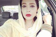 سانیا سالاری بازیگر نقش ارغوان در سریال دلدادگان