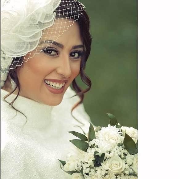 عکس های مراسم ازدواج الهام طهموری