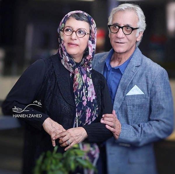 عکس های مسعود رایگان و همسرش رویا تیموریان