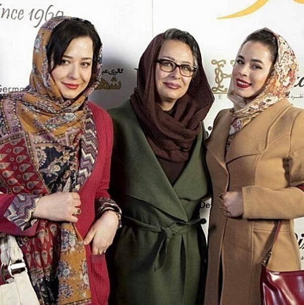 عکس های ملیکا شریفی نیا و مادر و خواهرش
