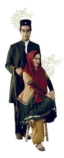 عکس های ملیکا شریفی نیا و همسرش