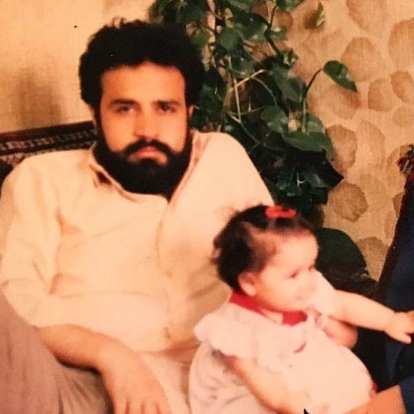 عکس های ملیکا شریفی نیا و پدرش محمدرضا شریفی نیا