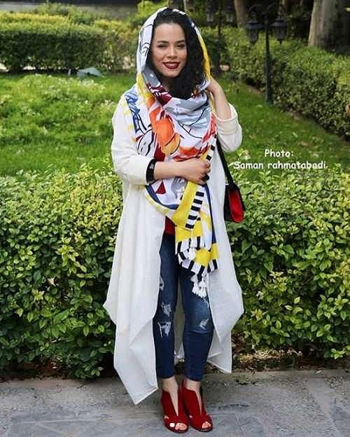 عکس های ملیکا شریفی نیا