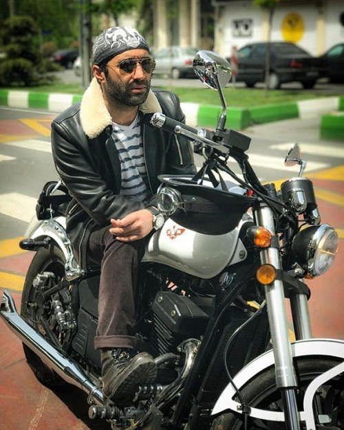 عکس های هادی کاظمی بازیگر