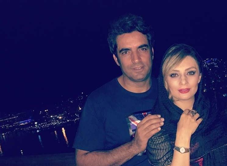 عکس های یکتا ناصر و همسرش منوچهر هادی
