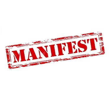 مانیفست چیست؟