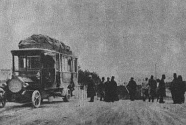 اولین خودرو در ایران