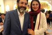 بیوگرافی لاله اسکندری و همسرش ساسان فیروزی
