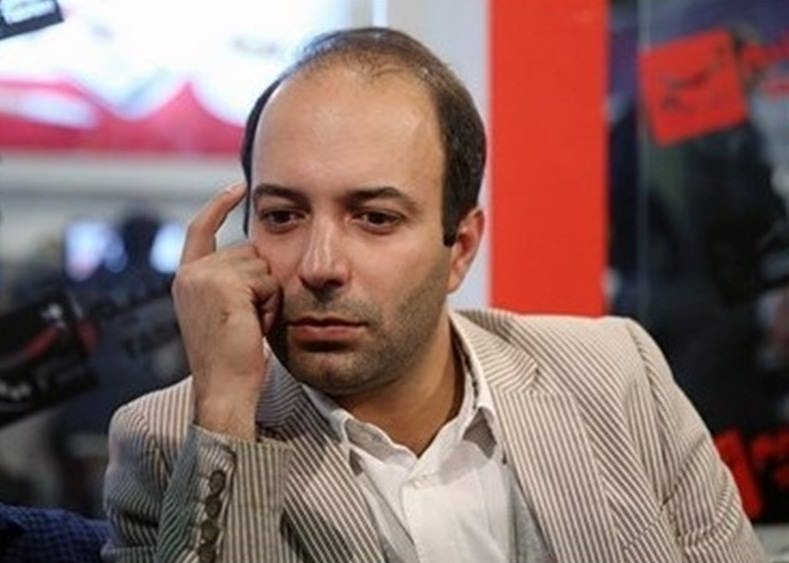 بیوگرافی کامران نجف زاده و همسرش