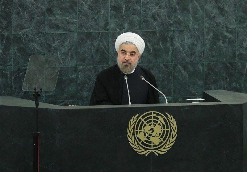 متن سخنرانی روحانی در سازمان ملل + فیلم