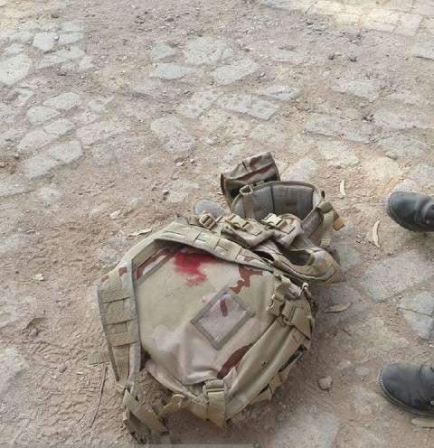 عکس حمله تروریستی اهواز