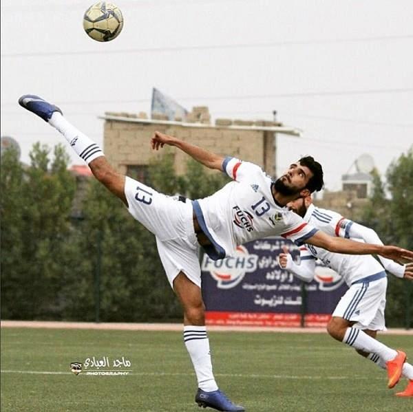 عکس های بشار رسن بازیکن پرسپولیس