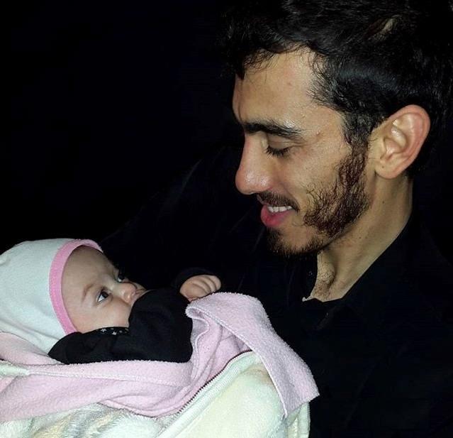 عکس های حاج مهدی رسولی و فرزندش محمد جواد